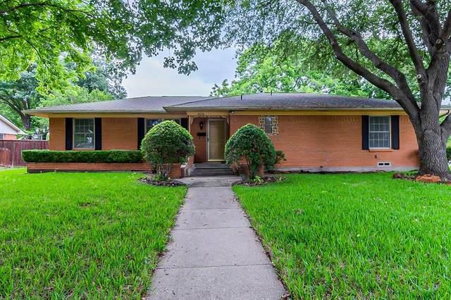 2110 Sylvan Drive, Garland, TX 75040 (MLS #14584631) :: Trinity Premier Properties