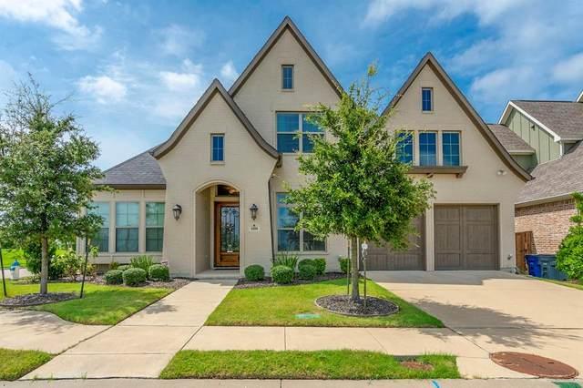 1101 Sarah Street, Allen, TX 75013 (MLS #14584634) :: Real Estate By Design