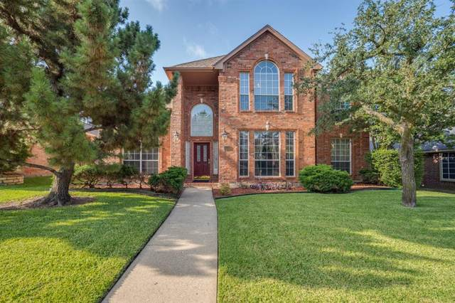 1113 Hunters Creek Drive, Carrollton, TX 75007 (MLS #14584673) :: 1st Choice Realty
