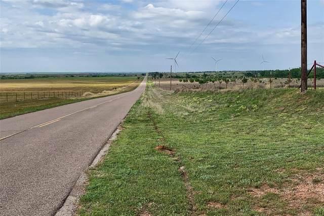 000 County Road N 2260, Cordell, OK 73632 (MLS #14584680) :: EXIT Realty Elite