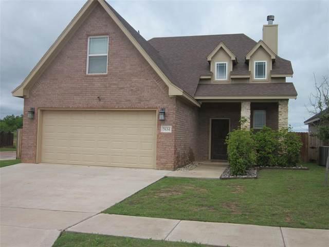 7634 Florence Drive, Abilene, TX 79606 (MLS #14584688) :: Team Hodnett