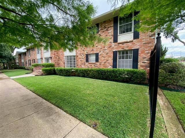 5827 E University Boulevard B, Dallas, TX 75206 (MLS #14584739) :: The Chad Smith Team