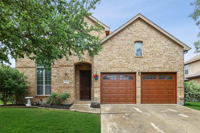 2437 Greenbrook Drive, Little Elm, TX 75068 (MLS #14584755) :: DFW Select Realty