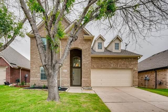 5716 Millers Creek Drive, Denton, TX 76226 (MLS #14584777) :: The Chad Smith Team