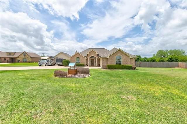 2309 E Emerald Bend Court, Granbury, TX 76049 (MLS #14584785) :: Real Estate By Design