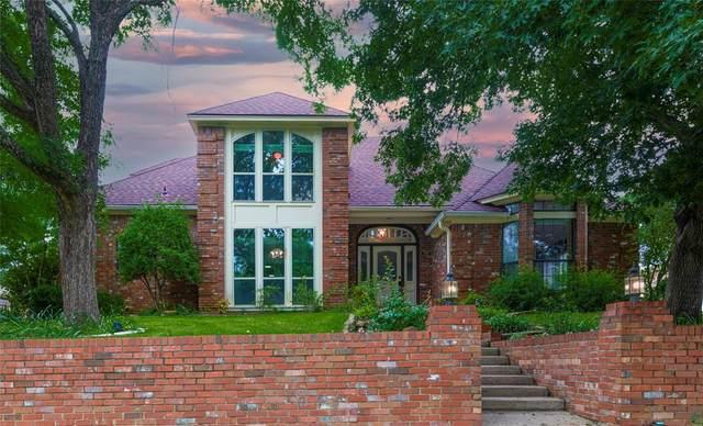 707 Kyle Drive, Arlington, TX 76011 (MLS #14584805) :: Front Real Estate Co.