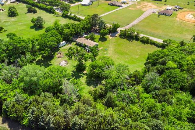 509 S New Hope Road, Kennedale, TX 76060 (MLS #14584860) :: Real Estate By Design