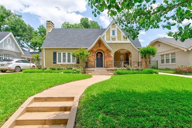 2537 Greene Avenue, Fort Worth, TX 76109 (MLS #14584871) :: Keller Williams Realty