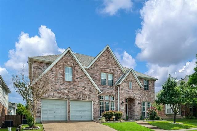 5209 Rolling Rock Drive, Mckinney, TX 75072 (MLS #14584897) :: Real Estate By Design