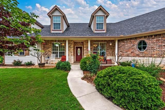 1255 Pearce Drive, Pottsboro, TX 75076 (MLS #14584924) :: Real Estate By Design