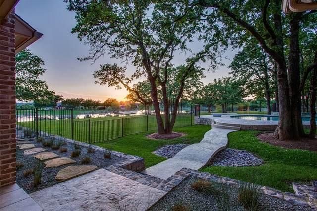 1109 Triple Crown Court, Bartonville, TX 76226 (MLS #14584944) :: Wood Real Estate Group