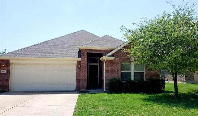 6049 Horn Cap Drive, Fort Worth, TX 76179 (MLS #14584946) :: Maegan Brest | Keller Williams Realty