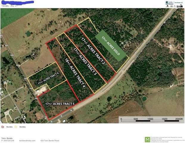 HWY 31 Tbd, Dawson, TX 76639 (MLS #14584972) :: Real Estate By Design