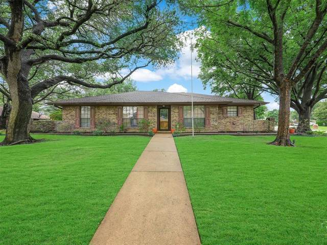 501 Greenridge Drive, Coppell, TX 75019 (MLS #14585035) :: Real Estate By Design
