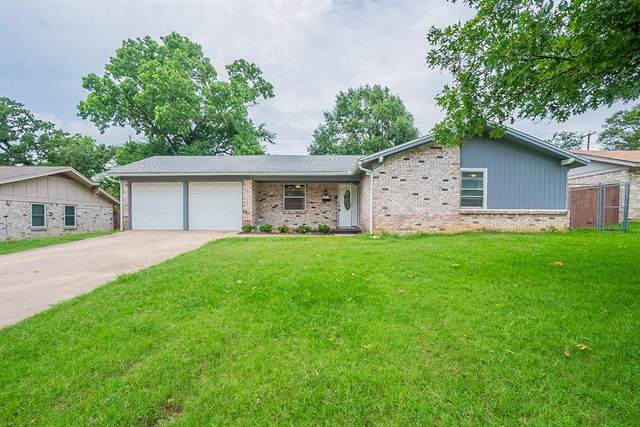 1610 Sagebrush Trail, Euless, TX 76040 (MLS #14585053) :: Front Real Estate Co.