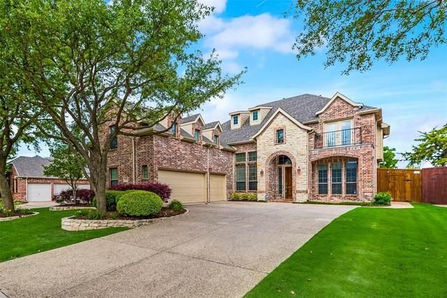 4621 Glen Heather Drive, Frisco, TX 75034 (MLS #14585080) :: Real Estate By Design