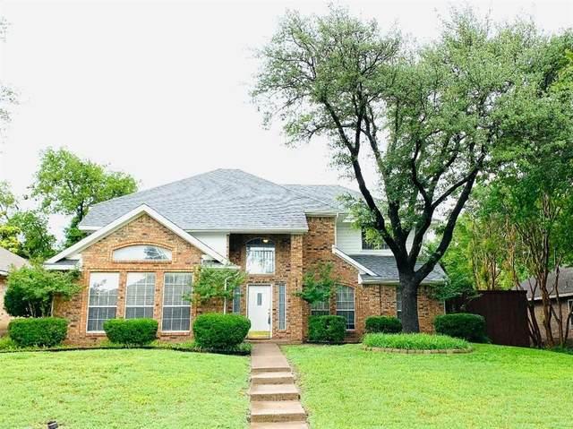 2113 John Sharp Circle, Garland, TX 75044 (MLS #14585086) :: The Mitchell Group