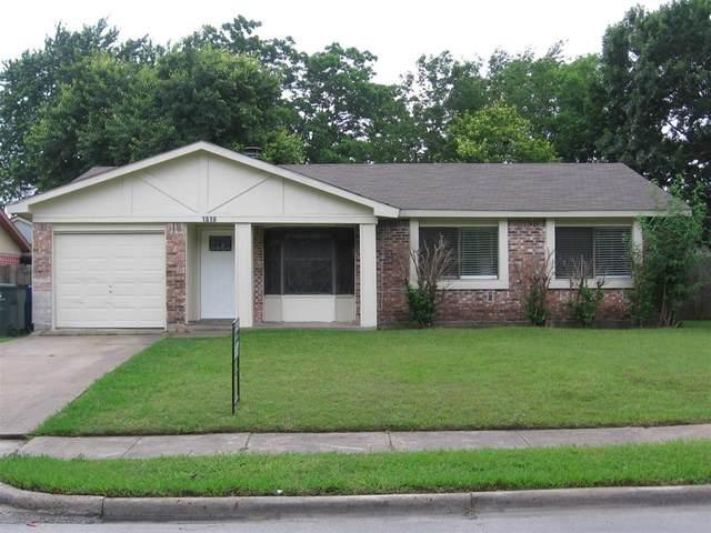 1818 Bosque Drive, Garland, TX 75040 (MLS #14585124) :: Craig Properties Group