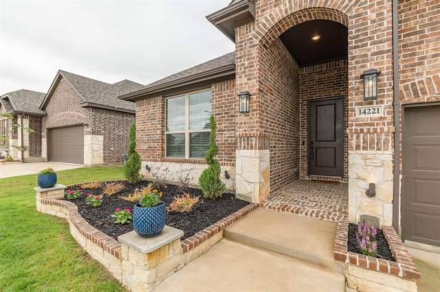 14221 Spitfire Trail, Fort Worth, TX 76262 (MLS #14585167) :: Real Estate By Design