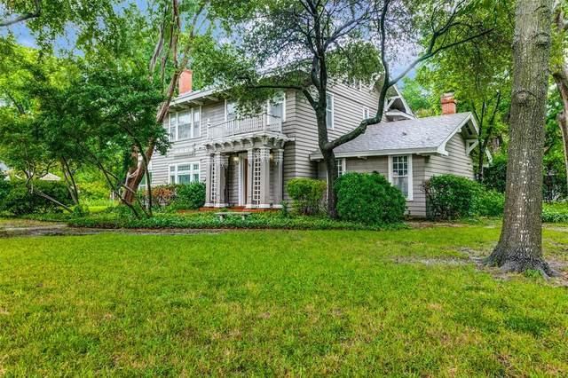920 W Avenue D, Garland, TX 75040 (MLS #14585173) :: HergGroup Dallas-Fort Worth