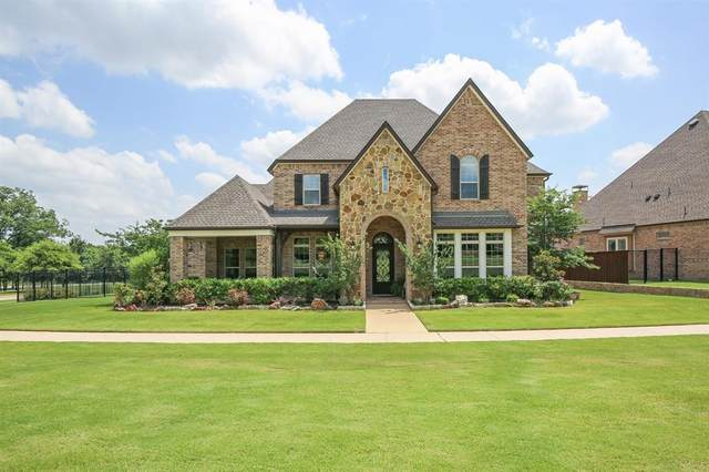 1351 Hamilton Green, Allen, TX 75013 (MLS #14585188) :: The Mitchell Group