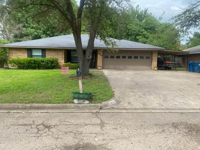 1010 Fairway Lane, Mexia, TX 76667 (MLS #14585198) :: Real Estate By Design