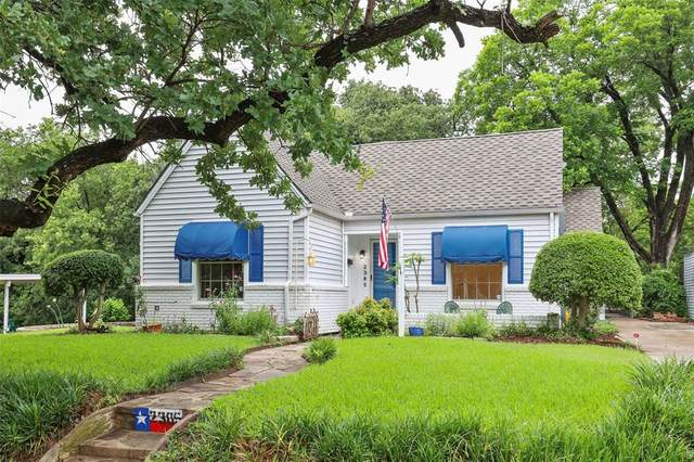2305 Westbrook Avenue, Fort Worth, TX 76111 (MLS #14585299) :: Real Estate By Design