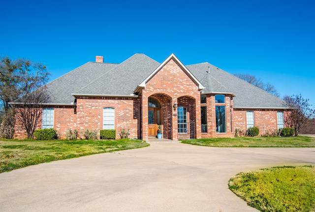 599 Country Club Circle, Athens, TX 75751 (MLS #14585342) :: Real Estate By Design