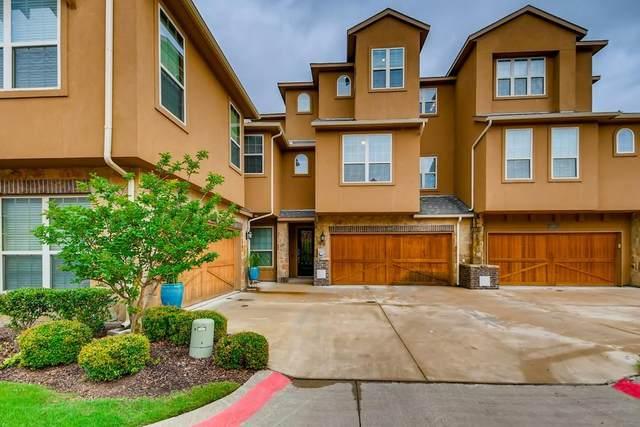 2650 Villa Di Lago Drive #2, Grand Prairie, TX 75054 (MLS #14585347) :: Real Estate By Design