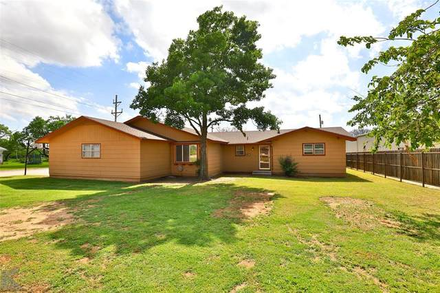 132 Avenue J, Anson, TX 79501 (MLS #14585408) :: The Russell-Rose Team