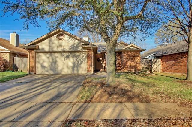 1409 Thistlewood Lane, Grapevine, TX 76051 (MLS #14585436) :: Real Estate By Design