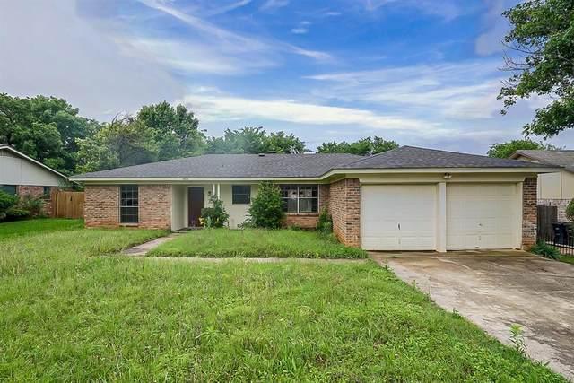 1008 Fox River Lane, Fort Worth, TX 76120 (MLS #14585464) :: VIVO Realty