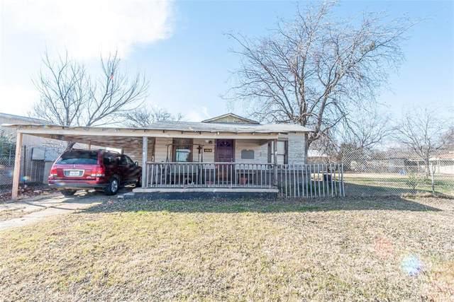 4813 N Sylvania Avenue, Fort Worth, TX 76137 (MLS #14585468) :: The Good Home Team