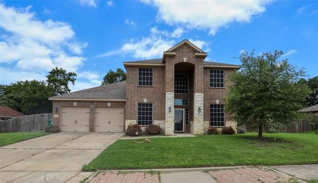 2809 Joshua Street, Denton, TX 76209 (MLS #14585483) :: The Mauelshagen Group