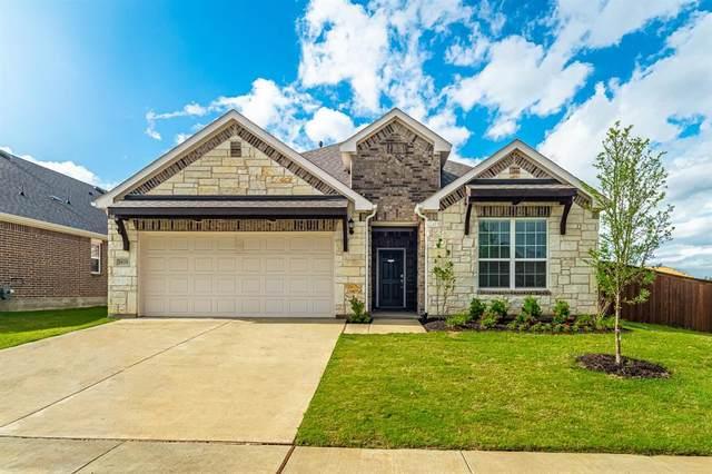 3829 Hawsbrook Lane, Fort Worth, TX 76137 (MLS #14585495) :: Real Estate By Design