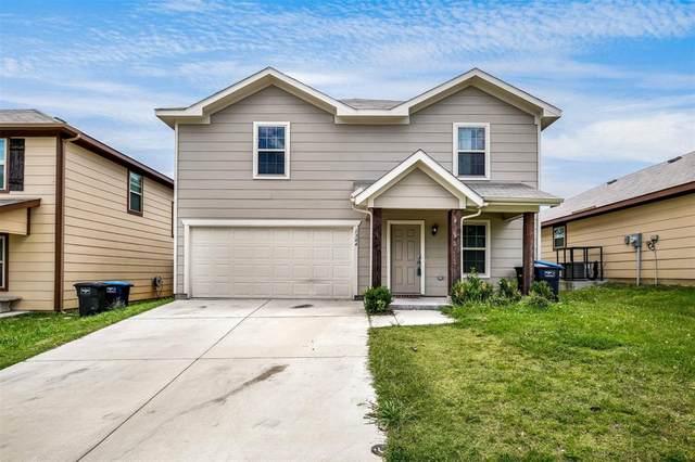 1344 Glen Garden Drive, Fort Worth, TX 76104 (MLS #14585509) :: The Heyl Group at Keller Williams