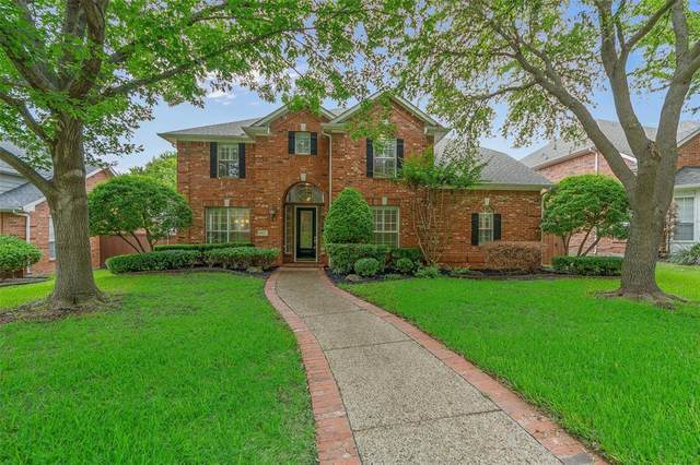 4417 Maize Drive, Plano, TX 75093 (MLS #14585521) :: Real Estate By Design