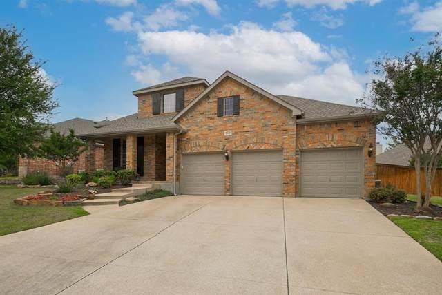 1041 Noble Avenue, Lantana, TX 76226 (MLS #14585524) :: Real Estate By Design