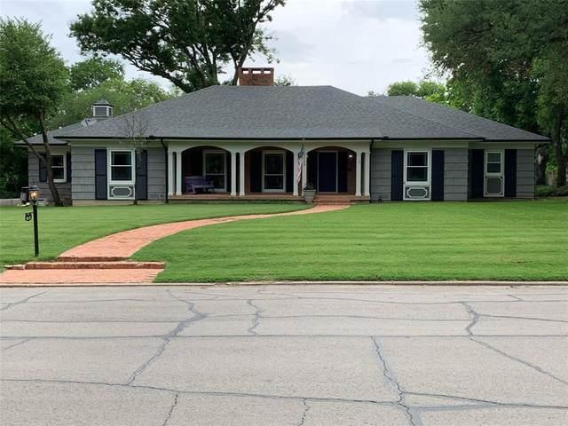 413 Corsicana Street, Hillsboro, TX 76645 (MLS #14585553) :: Real Estate By Design