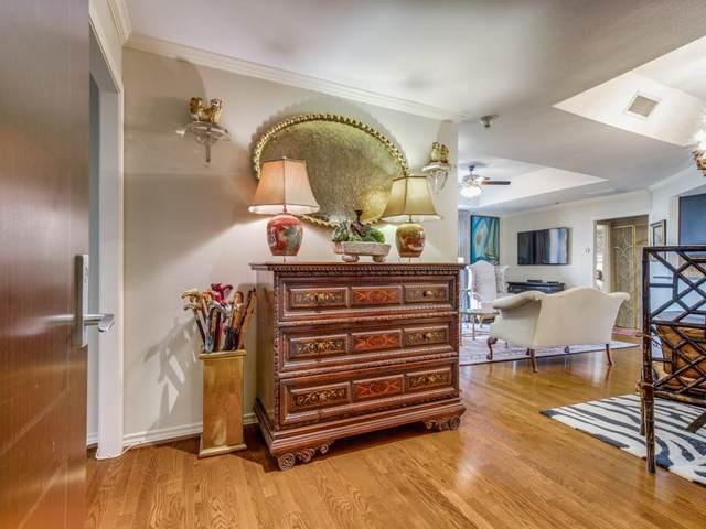 5909 Luther Lane #1204, Dallas, TX 75225 (MLS #14585557) :: Trinity Premier Properties