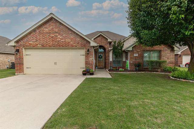 345 Lockwood Lane, Weatherford, TX 76087 (MLS #14585568) :: Real Estate By Design
