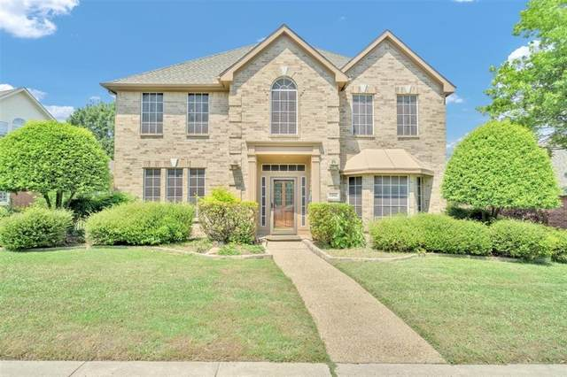 5901 Harbor Town Drive, Garland, TX 75044 (MLS #14585589) :: Real Estate By Design