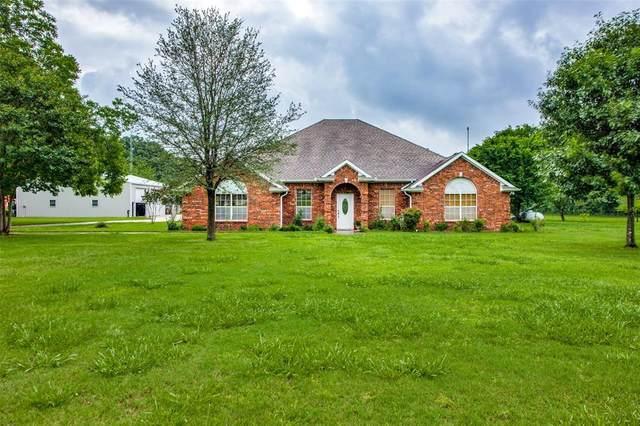 2607 Fm 2815, Bonham, TX 75418 (MLS #14585629) :: Real Estate By Design