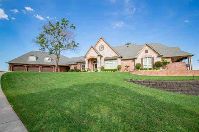 16043 Scenic View Drive, Bullard, TX 75757 (MLS #14585633) :: All Cities USA Realty