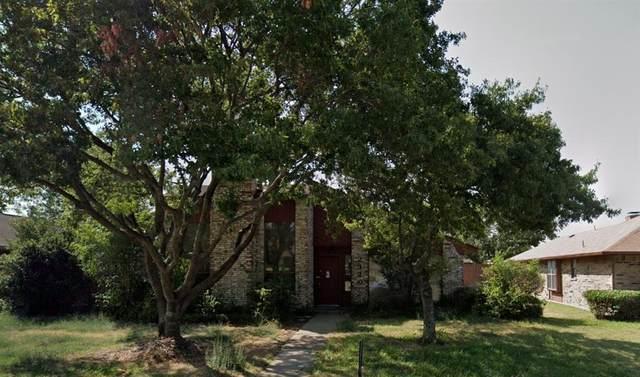 2320 Daybreak Drive, Dallas, TX 75287 (MLS #14585636) :: Real Estate By Design