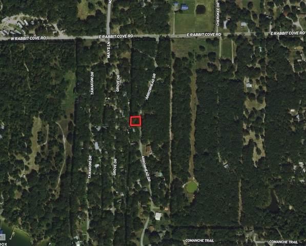 1253 Arrowhead Drive, West Tawakoni, TX 75474 (MLS #14585637) :: Team Hodnett