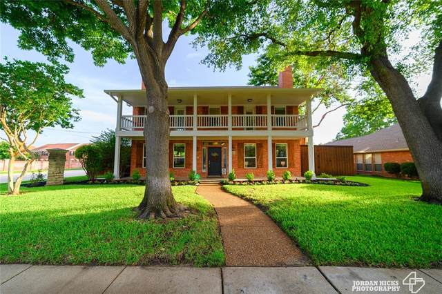 702 Alendale Drive, Coppell, TX 75019 (MLS #14585639) :: DFW Select Realty