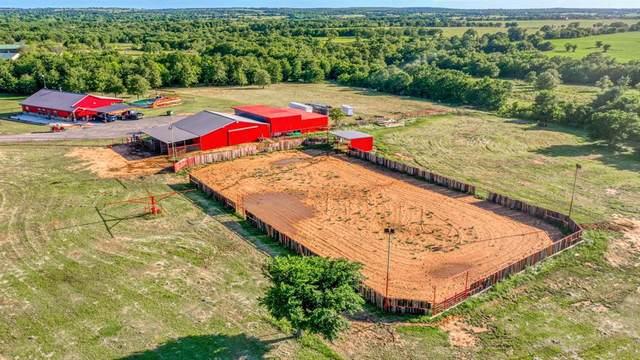 17777 Fm 920, Poolville, TX 76487 (MLS #14585654) :: Real Estate By Design