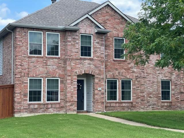 762 Cedarwood Drive, Cedar Hill, TX 75104 (MLS #14585677) :: EXIT Realty Elite