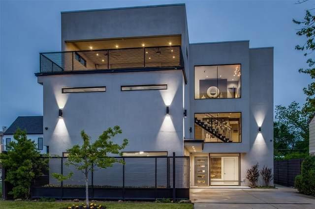 2710 N Carroll Avenue, Dallas, TX 75204 (MLS #14585692) :: Craig Properties Group